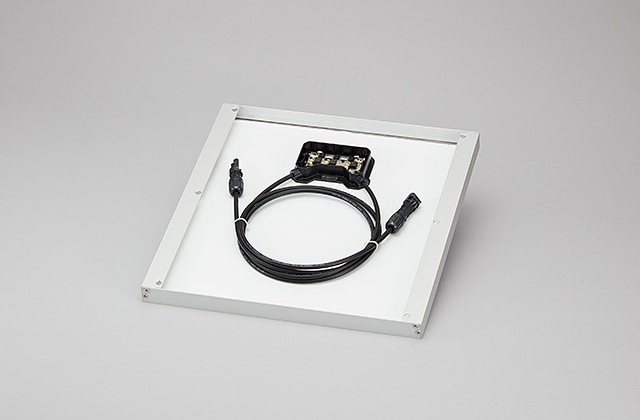 太陽電池コネクターナット